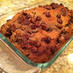 Chocolate Chip Banana Bread by Talia Fuhrman