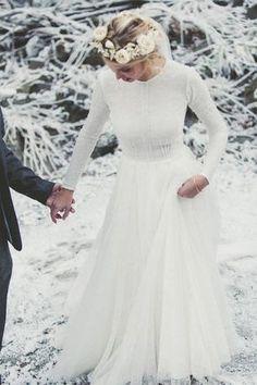 Mariage en hiver d'Alice et Nicolas - Auvergne-Rhône-Alpes | Photographe : Adriana Salazar | Donne-moi ta main - Blog mariage