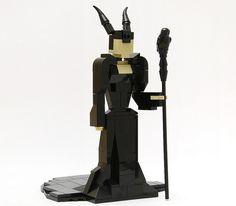 Maleficent_front | by legorobo:waka