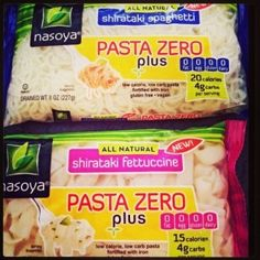 Favorite Products Nasoya Pasta Zero Shirataki Noodles