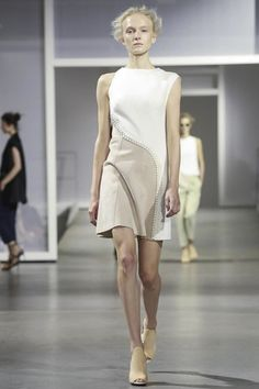 3.1 Phillip Lim Ready To Wear Spring Summer 2015 New York