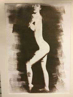 Jenny mirtillo  Kallitipia Van Dyke  50x70 cm
