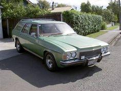 1977-1980 Holden HZ Premier