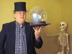 See how to make Haunted Crystal Ball Halloween Prop on Instructables.com