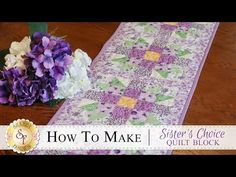 Learn how to assemble the Sister's Choice quilt block using this pre-cut kit from Maywood Studio! Check below for links to the full kit, supplies, and more! Quilting Tutorials, Quilting Projects, Sewing Tutorials, Pattern Blocks, Quilt Patterns, Quilted Coasters, Shabby Fabrics, Place Mats, Quilt Blocks