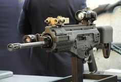 Beretta ARX-160 A3 con Intelligent Rail System - Beretta - Pro-zone - News - all4shooters.com