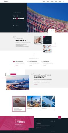 web design - web design on Behance - Web Design Trends, Web Design Websites, Web Design Quotes, Web Ui Design, Web Design Company, Web Design Studio, Homepage Design, Flat Design, Design Ideas