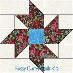 Easy Quilt Blocks | Quilt Blocks | quiltblocks | Pinterest