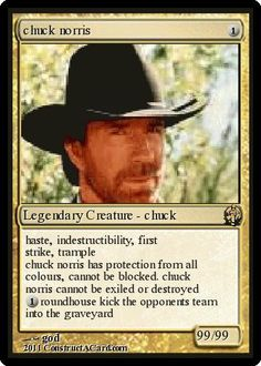 Custom Magic The Gathering Card