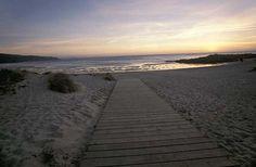 Doniños beach