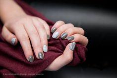 stamping nails von abc nailstore mit moyou stamping schablonen