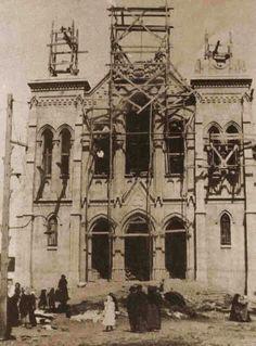 Sabugo construcción Notre Dame, Big Ben, Taj Mahal, Building, Travel, Places, Antique Photos, Voyage, Buildings