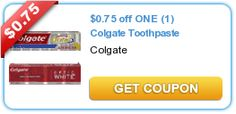 Colgate MaxFresh Toothpaste Only $0.25 at Dollar Tree! - Raining Hot Coupons