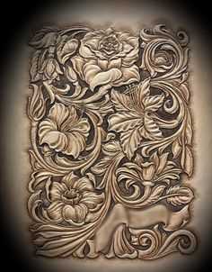 Leather Carving, Leather Art, Leather Design, Leather Tooling, Leather Jewelry, Tooled Leather, Custom Leather, Handmade Leather, Unique Woodworking