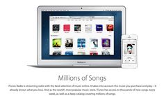iTunes Radio uses the best selection of music and already knows what you love