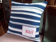 Love some sailboat themes!