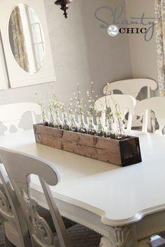 diy planter box. too easy for words! http://media-cache8.pinterest.com/upload/24980972902872393_MKGhCTaQ_f.jpg inspiredbycharm ideas