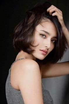 Jun Hasegawa ~ I miss her long hair, but she is really rockin' that short cut. It really brings out her French side. Japanese Beauty, Asian Beauty, Prity Girl, Musa, Face Hair, Beautiful Person, Great Hair, Woman Face, Bob Hairstyles