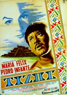 Pedro Infante - Tizoc (1957) - Cine Mexicano Epoca de Oro