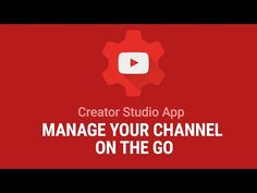 YouTube Creator Studio App Updated With Data Insights