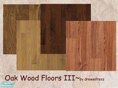 drewsoltesz's Oak Wood Floors III