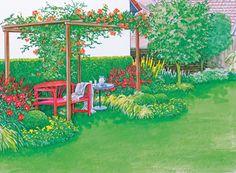 gartenplaner - mein schöner garten | garten | pinterest | garten, Garten und Bauen