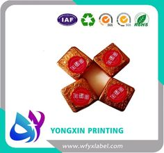 aluminium foil wrapper for candy