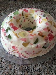 Jello Recipes, Candy Recipes, Baking Recipes, Cookie Recipes, Ice Cream Recipes, Greek Recipes, Chocolate Lasagna, Custard Cake, Tasty