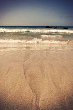 hapuna beach  by Maurina Kimmen