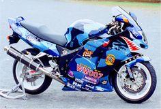 WITHME CBR1100XX カスタム WM007号