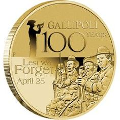 2015 Anzac Day $1 Coin