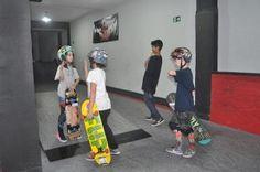 Programação nas férias: pista de skate para a criançada