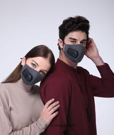 Style-Concious Air Filtration Masks : cloth pear fresh