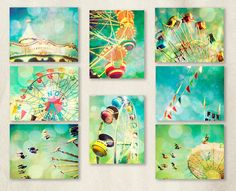 Carnival photography for the nursery