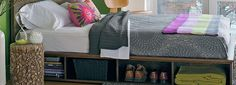 How-To Projects | Easy-Build Storage Bed | The Snug