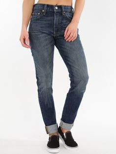501 Skinny Fit Jeans for women by Levis