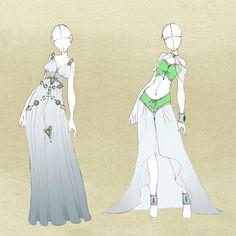 :: Commission Outfit 16 :: by VioletKy.deviantart.com on @deviantART