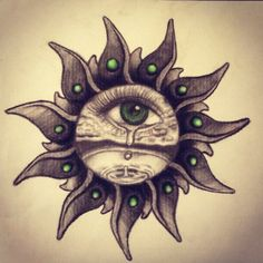 Drawin of tattoo for mom. Crying eye within the sun Brown Eyeshadow, Eyeshadow Primer, Crying Eyes, Smokey Eyeliner, Teen Christmas Gifts, Silver Foxes, Cat Makeup, Makeup For Green Eyes, Mom Tattoos