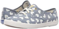 Amazon.com: Keds Women's Champion Heart Fashion Sneaker: Clothing
