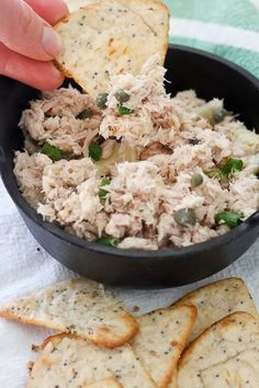 Camping Appetizers, Camping Lunches, Rv Camping, Campsite, Backpacking, Pesto Dressing, Salad Dressing Recipes, Healthy Tuna Salad, Healthy Eating