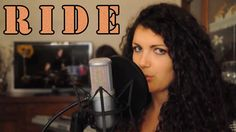 Lana Del Rey - Ride Cover by Eva's Reason