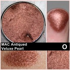 mac antiqued eyeshadow
