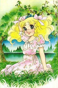 Candy Candy / Yumiko Igarashi