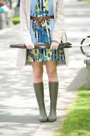 Risultati immagini per rainy day outfit