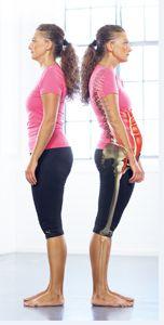Få platt mage - träna höfterna | I FORM