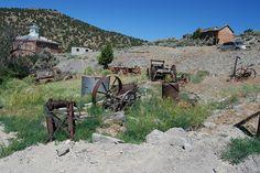 Belmont, NV by Nevada Magazine, via Flickr