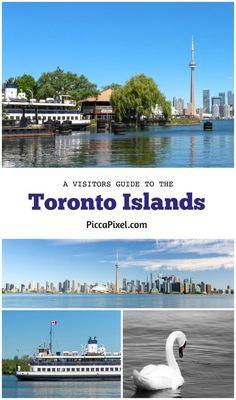 Toronto Islands: Canada Travel Blog and Guide