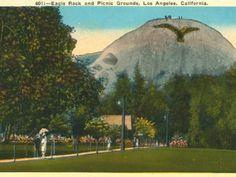 the Eagle Rock Canyon Trail