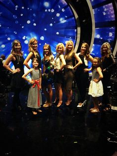 The Ladies on #DWTS