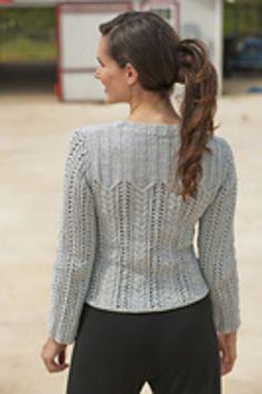 Ravelry: Winter Lace pattern by Susan Moraca